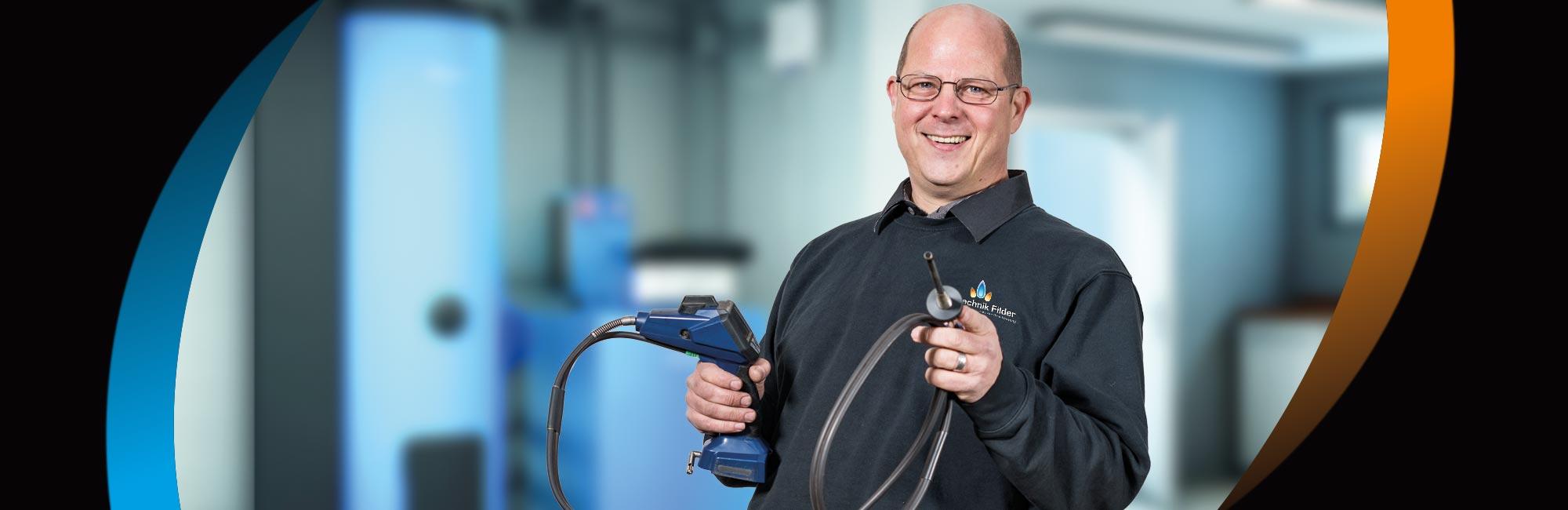 Kundendienst - Gastechnik Filder Fritzsch
